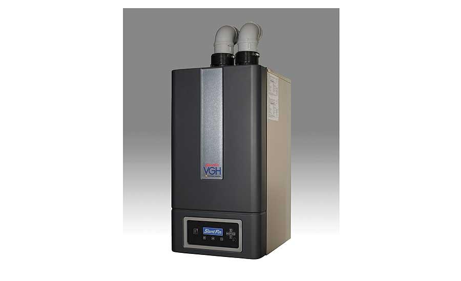 Slant/Fin commercial boiler