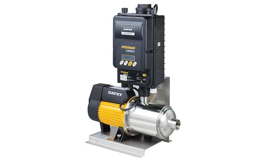 Centrifugal SS pumps from Davey