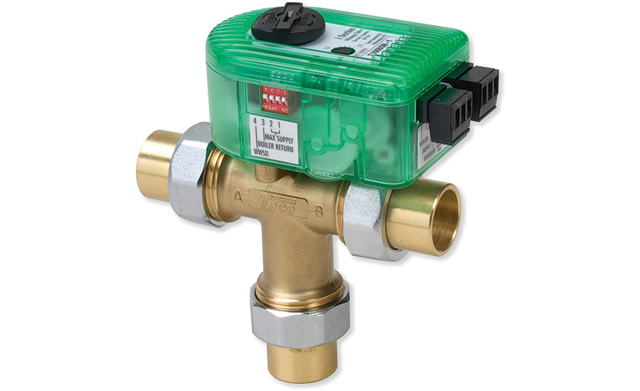 Taco Comfort Solutions mixing valves