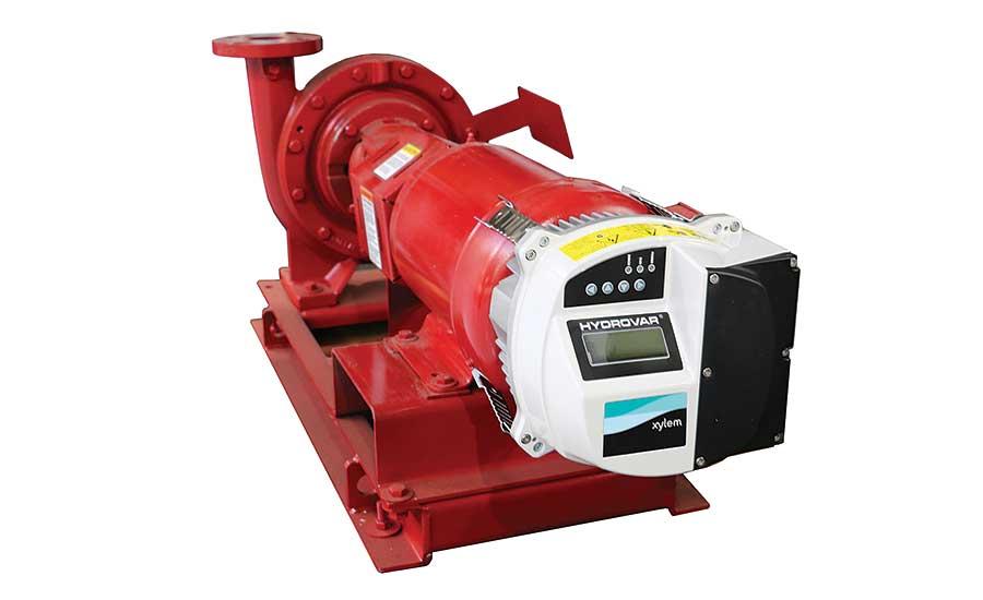 Bell & Gossett pump controller