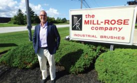 Mill-Rose President Greg Miller