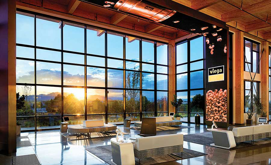 Viega's state-of-the-art Colorado Seminar Center