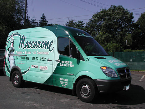 Truck Of The Month Maccarone Plumbing And Heating Glen