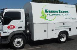 Truck of the Month, GreenTeam Plumbing