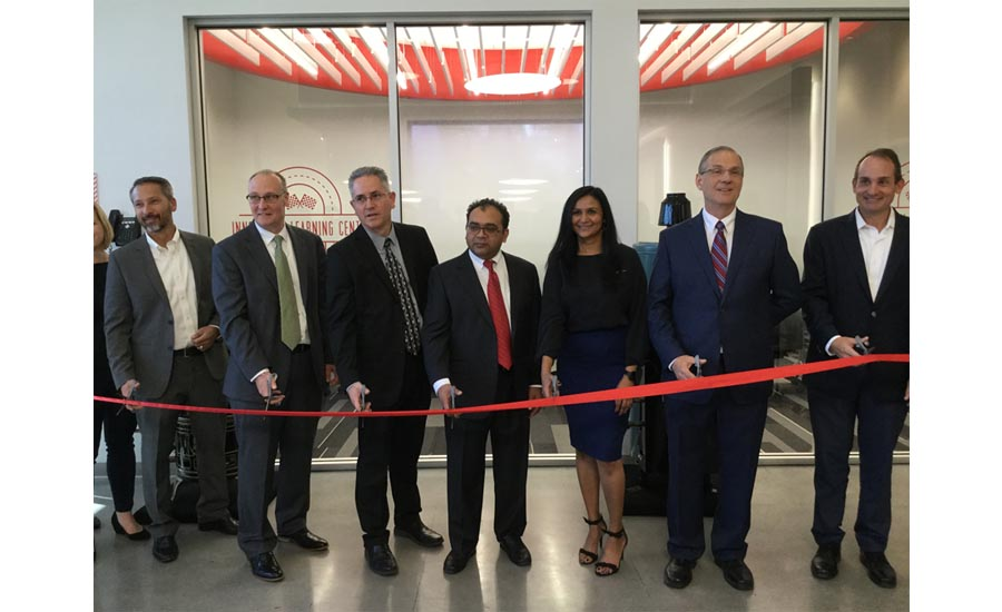 Raypak opens state-of-the-art Innovation and Learning Center on October 17, 2018.