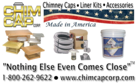 CHIMNEY CAPS * LINER KITS * ACCESSORIES