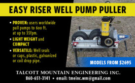 EASY RISER WELL PUMP PULLER