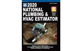 2020 National Plumbing & HVAC Estimator
