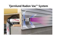 Tjernlund Products' Radon VAC-422px