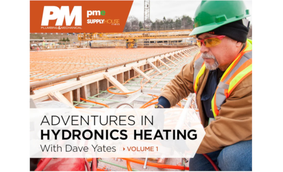 Adventures in Hydronic Heating