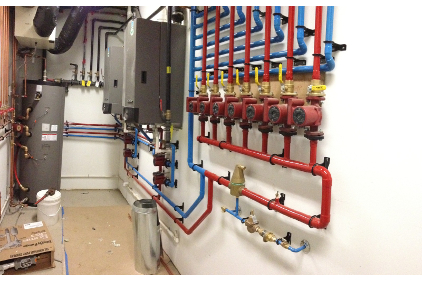 March VIP winner uses Lochinvar boilers in radiant heating