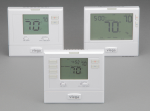 Viega Thermostats