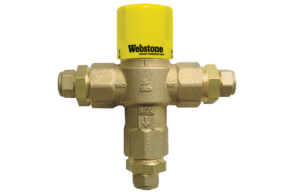 Webstone compression thermostatic mixing valveem