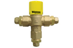 Webstone compression thermostatic mixing valve