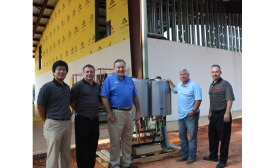 Rinnai donates tankless water heaters to Camp Southern Ground