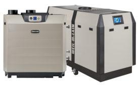 Weil-McLain SlimFit condensing gas boiler