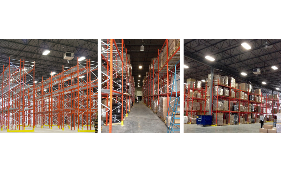 New HeatLink warehouse in Calgary, Canada