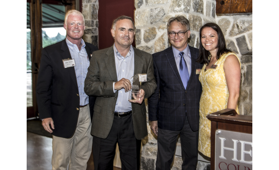 Navien - APR Supply Co. Innovation Partner of the Year award