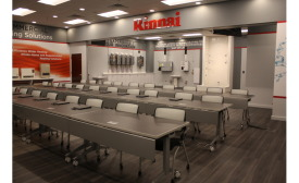 Rinnai America new hydronic heating training facility