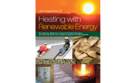 "John Siegenthaler ""Heating with Renewable Energy"""