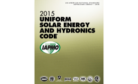 Uniform Solar Energy and Hydronics Code