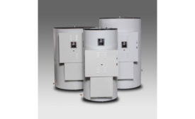 Niles Steel Tank electric commercial water heaters