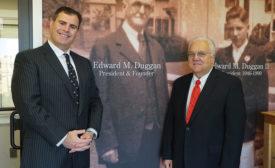 E.M. Duggan's Leonard Monfredo and Vincent Petroni