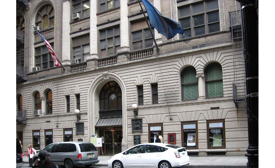 General Society of Mechanics and Tradesmen of the City of New York