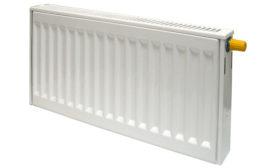 Buderus steel panel radiator