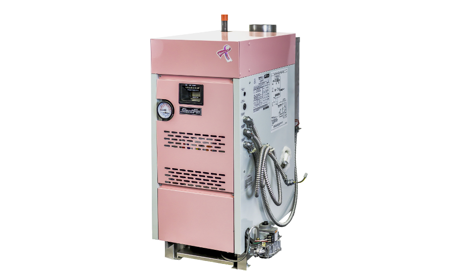 Slant/Fin Heating for a Cure pink boiler