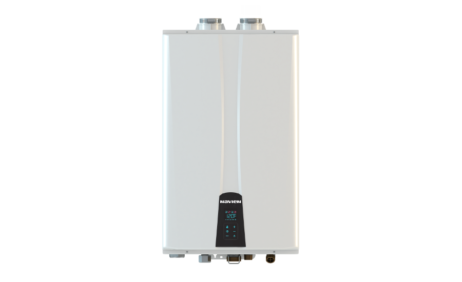 Navien tankless water heater series